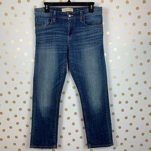 Anthro Pilcro & the Letterpress Hyphen Jeans